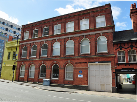 Elkington Silver Plating Works, Jewellery Quarter, Birmingham