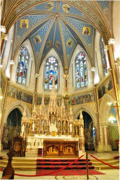 Chapel of Maymouth Seminary, Kildare Ireland