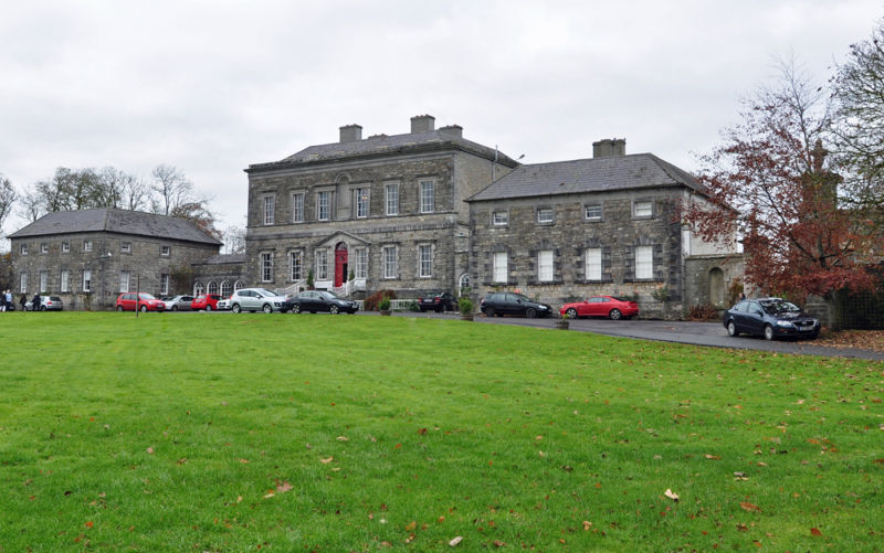 Bellinter House Hotel, Meath Ireland which was visited by Empress Elisabeth of Austria of Austria