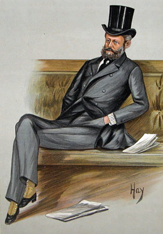 Baron Ferdinand Rothschild