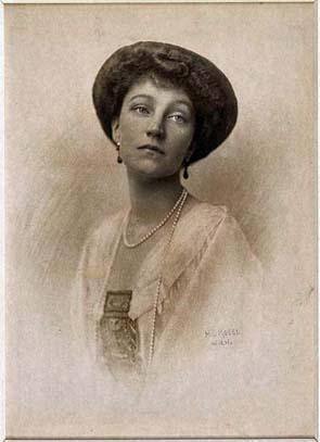 Archduchess Elisabeth Maria of Austria. Daughter of Crown Prince Rudolf