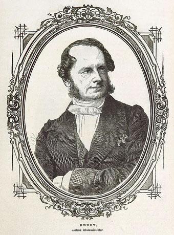 Count Franz Beust