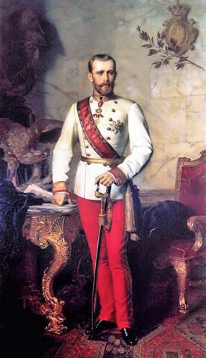 Crown Prince Rudolf, Sisi's son