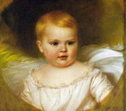 Archduchess Sophie of Austria, daughter of Sisi and Franz Joseph