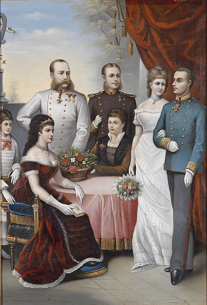 Sisi's Austrian family