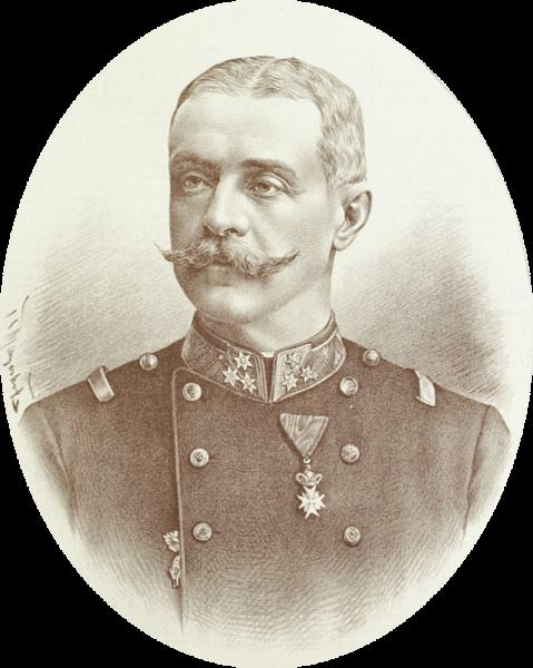 Prince Rudolf (Rudi) of Leichtenstein