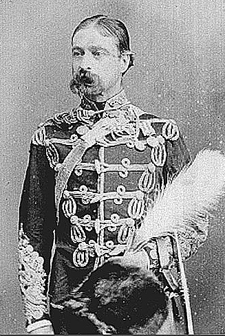 Sir Charles Craufurd Fraser VC KCB who rode with Sisi Empress of Austria